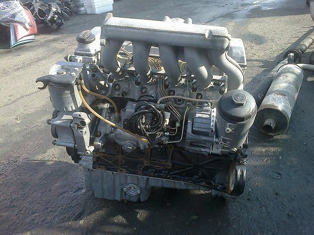 Двигатель Sprinter