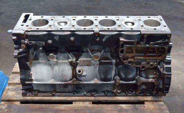 Блок цилиндров MAN TGA EDC7 Common-rail