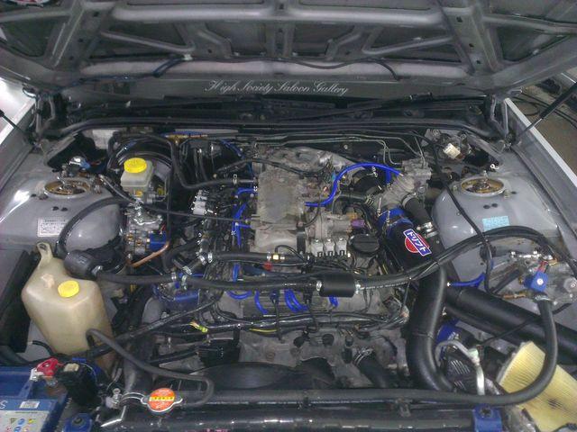 Мотор VQ30DE