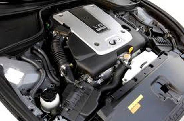 Мотор VQ37VHR