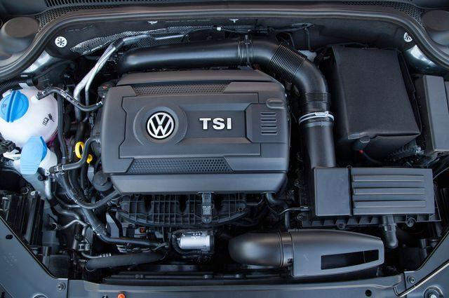 Мотор VW Tiguan TS