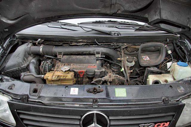 Мотор Vito