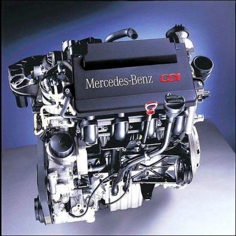 Двигатель Vito