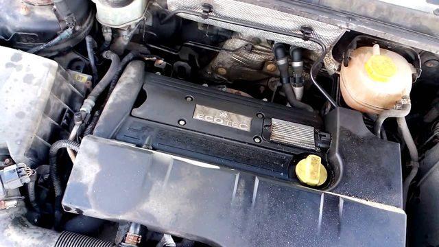 Мотор Z22SE