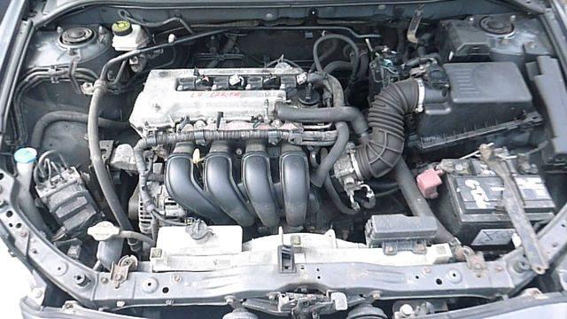 Движок Toyota Avensis