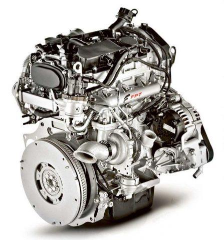 Мотор Iveco Daily