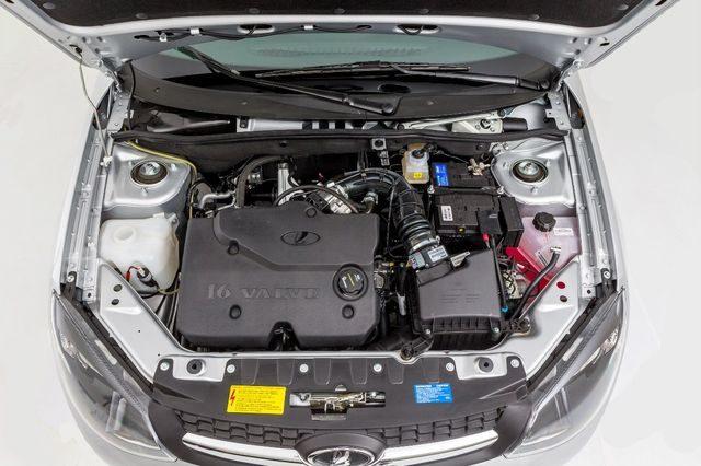 Мотор Lada Kalina 2