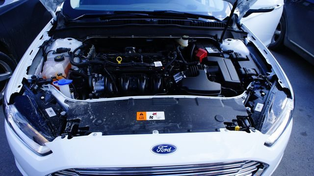 Мотор FORD MONDEO 5