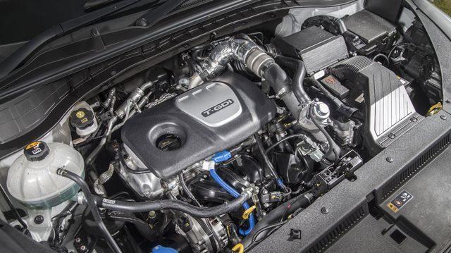 Двигатель HYUNDAI TUCSON