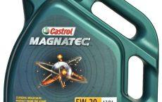 Технические характеристики Castrol MAGNATEC 5W-30