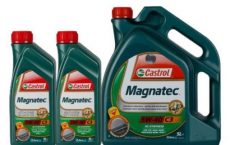 Масла Castrol MAGNATEC 5W-40