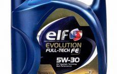 ELFEVOLUTIONFULL-TECHFE5W30