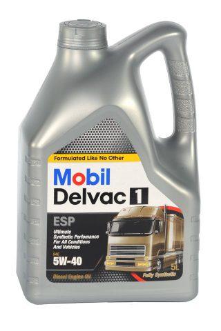 Mobil Delvac 1 5W40