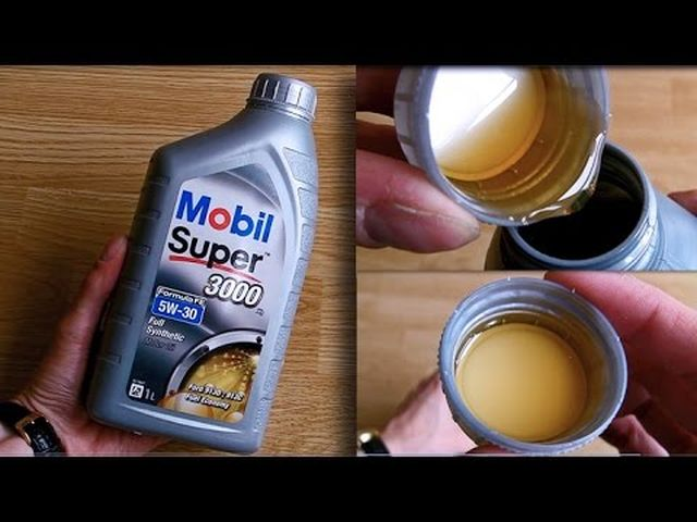 Вязкость Mobil Super 3000XE 5W-30