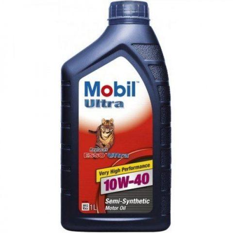 Mobil Ultra10W 40