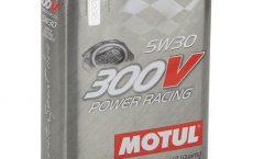Масло Motul 300V POWER RACING 5W30
