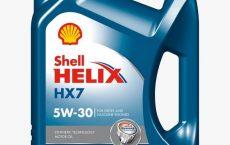 Shell Helix HX7 5W-30