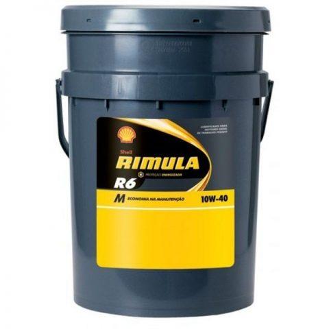 Shell Rimula R6 M/LM 10W-40