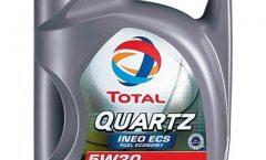 Моторная смазка TOTAL QUARTZ INEO ECS 5W30