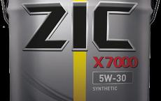 ZIC X7000 5W30