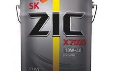 ZIC X7000AP 10W40