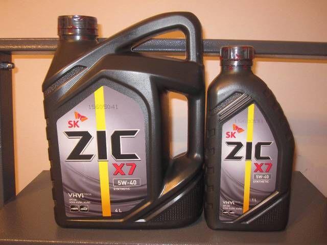 ZIC X7 5W40