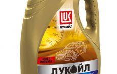 ЛУКОЙЛ ЛЮКС 5W40: полусинтетика