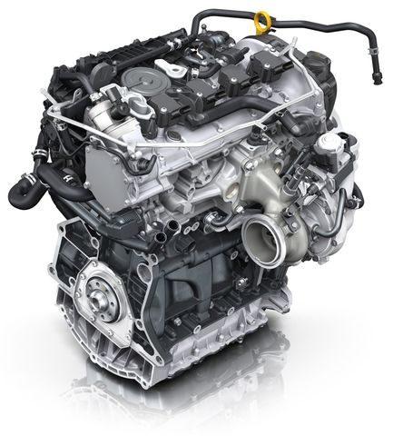 Мотор 1.8 TSI (CJSA/CJEB)