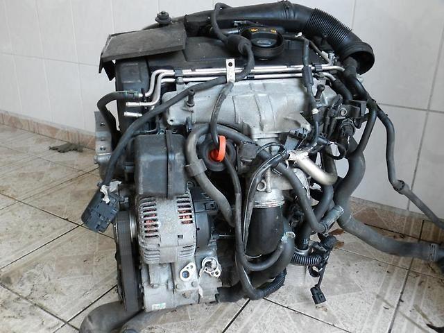 Мотор 2.0 TDI (BKD, BMP, AZV)