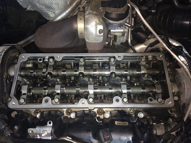 Ремонт мотора 2.0 TDI (CBAB, CLJA)