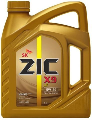 ZIC X9 LS 5W-30 4л