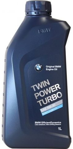Моторное масло BMW TwinPower Turbo Longlife-04 5W30