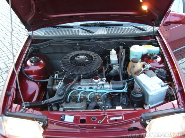 Двигатель C16NZ