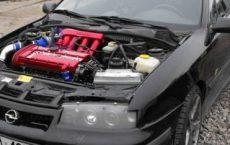 Двигатель C20XE/C20LET