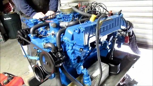 Мотор Chrysler A 318 V8