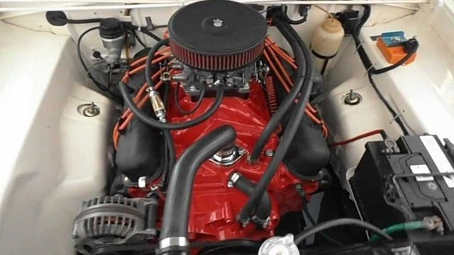 Мотор Chrysler LA 318 V8