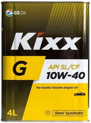 Тара Kixx G1 10W40