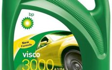 BP Visco 3000 A3/B4 10W40 4 литра.