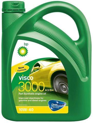 BP Visco 3000 A3/B4 10W40 4 литра.