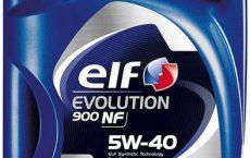 ELF EVOLUTION 900 NF 5W40 4 литра