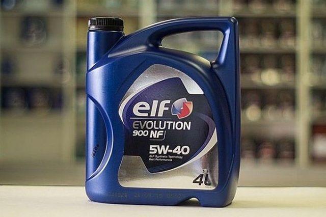 ELF EVOLUTION 900 NF 5W40