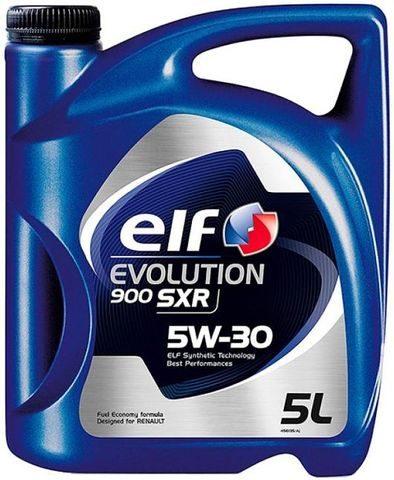 ELF EVOLUTION 900 SXR 5W-30 5 литров