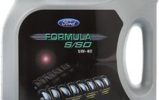 FORD Formula S/SD 5W40 5 литров