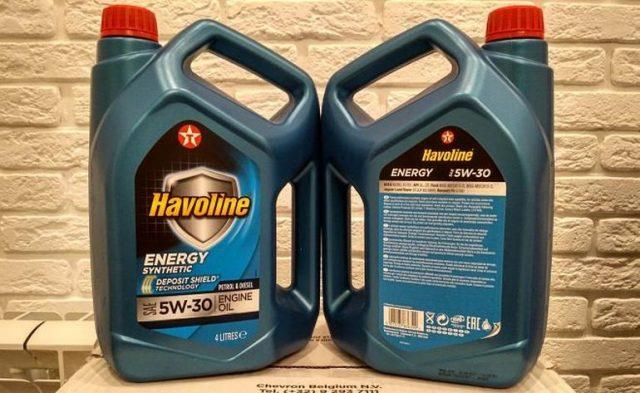 Havoline Energy 5W30