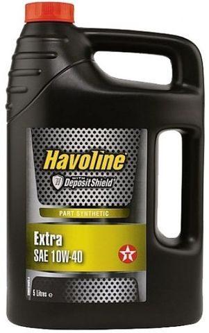 Havoline Extra 10W-40 5 литров