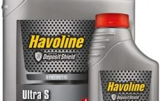 Havoline Ultra S SAE 5W-40 1 и 5 литров.