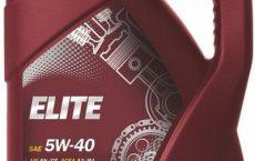MANNOL Elite 5W40