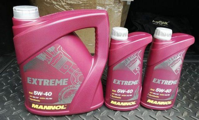 MANNOL Extreme 5W40
