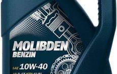 MANNOL Molibden Benzin 10W40