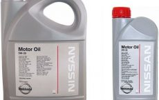 Моторное масло NISSAN MOTOR OIL FS 5W-30 A5/B5